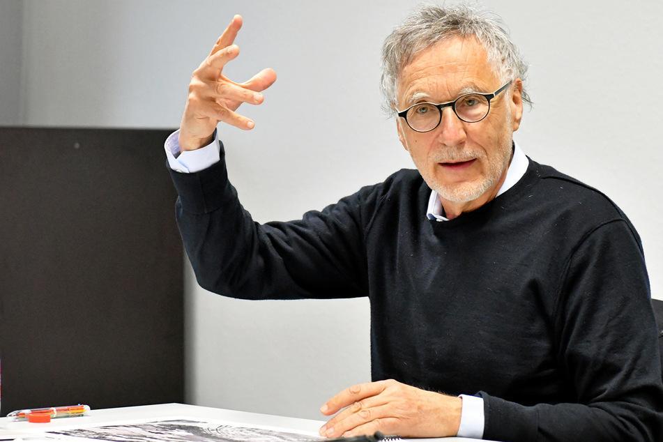 Will die klare Unterstützung von Rat und Verwaltung für sein Neubau-Projekt: Center-Investor Kurt Krieger (73).