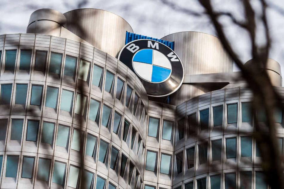 Autobauer BMW hat 697 Millionen an Rücklagen gebildet.
