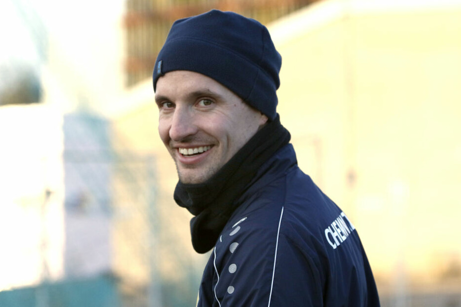 CFC-Neuzugang Sandro Sirigu.