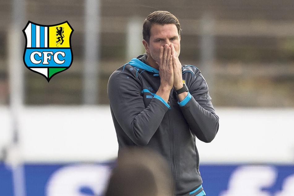 Sieg vergeigt! Chemnitzer FC hadert nach dreimaliger Führung