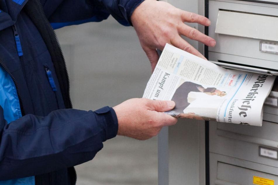 Mann beschimpft Zeitungsbotinnen: Dann wird es völlig irre