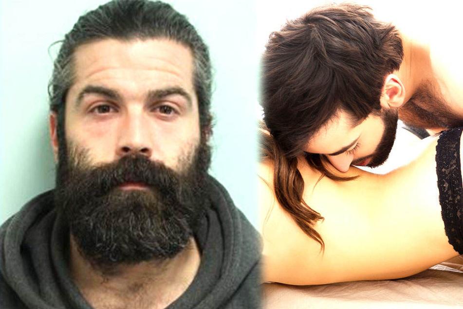 Dean Purcell (35) muss sich bei der Polizei melden, er mit einer Frau intim wurde.