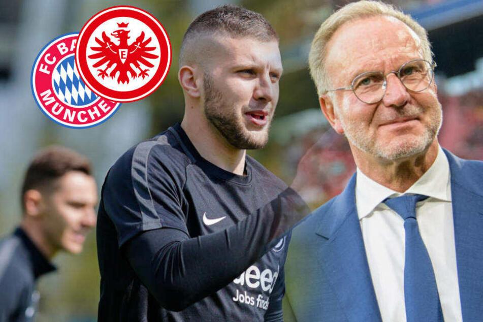 Ante Rebic nach München? Das sagt Bayern-Boss Karl-Heinz Rummenigge