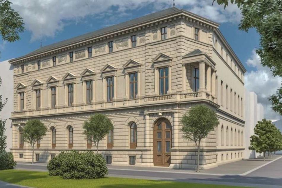 Bekommt Dresden einen neuen Semper-Bau? Investor prüft Wiederaufbau des Palais Oppenheim