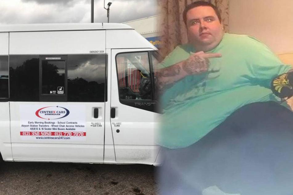 Marcus Edwards wirft dem Taxi-Unternehmen Diskriminierung vor.