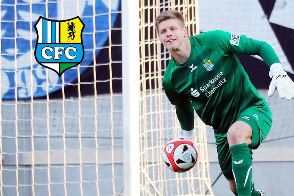 Bärenstarker CFC-Keeper Jakubov schweigt nach Comeback