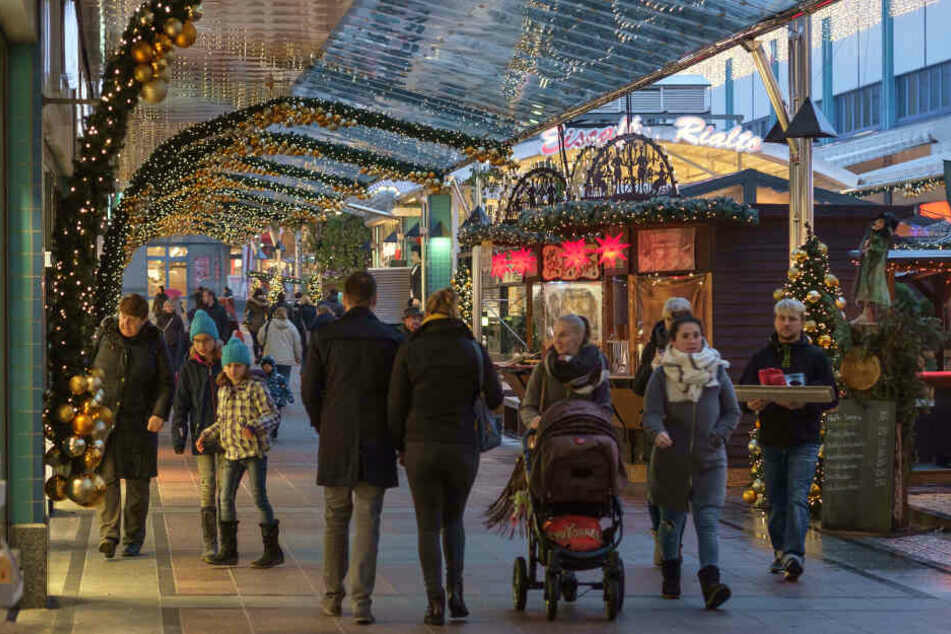 Rechtswidrig! Kein Sonntagsshopping an Weihnachten in Chemnitz?