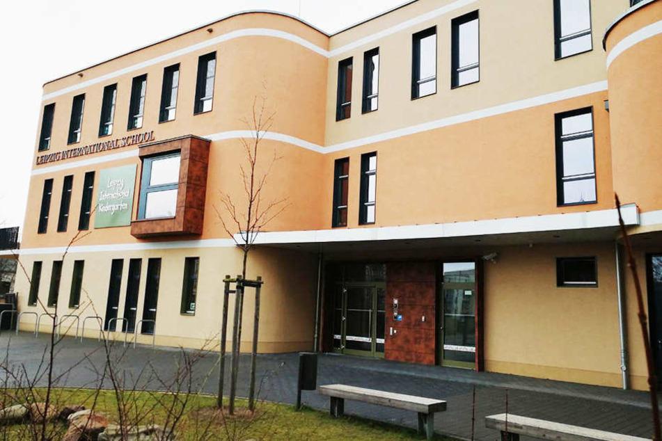 Im Kindergarten der Leipzig International School an der Karl-Heine-Straße wird wegen eines möglichen Missbrauchs-Skandals ermittelt.
