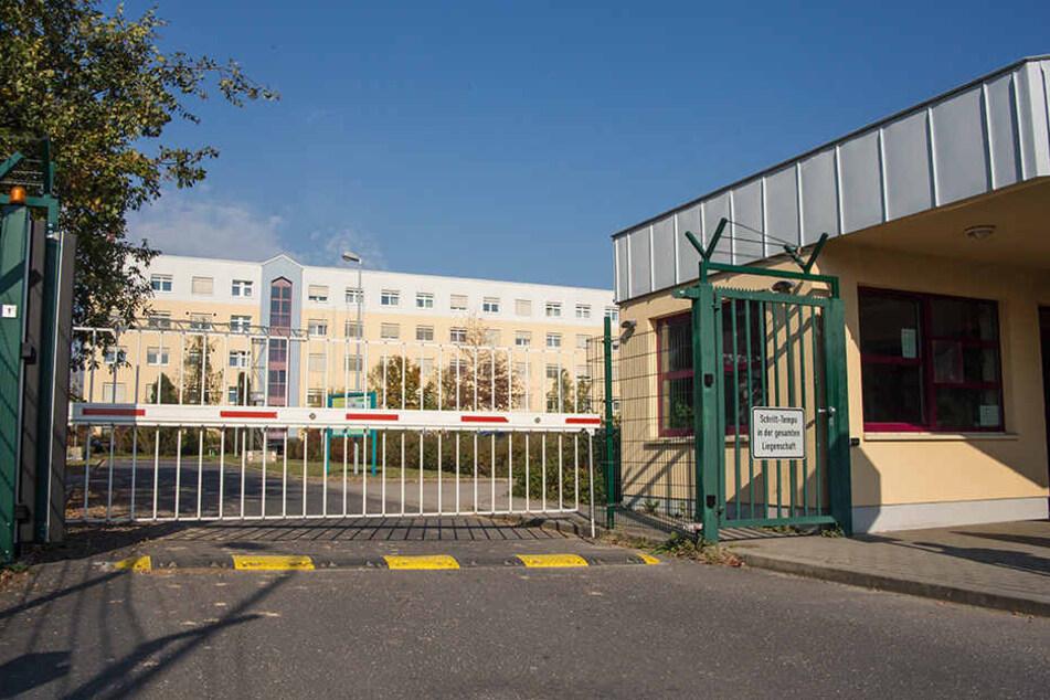 Die Polizeihochschule Rothenburg sorgt immer wieder für Negativschlagzeilen - erst im Mai gab es Vandalismus.