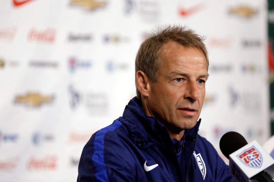 Wird Klinsmann bald wieder Nationaltrainer?