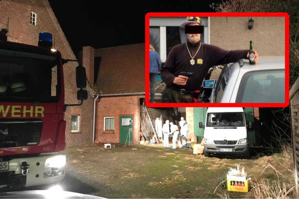 Brutaler Dreifach-Mord: Brachten zwei Männer ihre Nachbarn aus Habgier um?