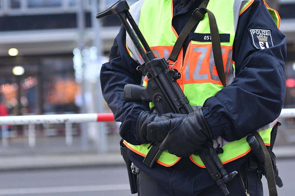 40 Maschinenpistolen wurden bei der Bundeswehr ausgeliehen. (Symbolbild)
