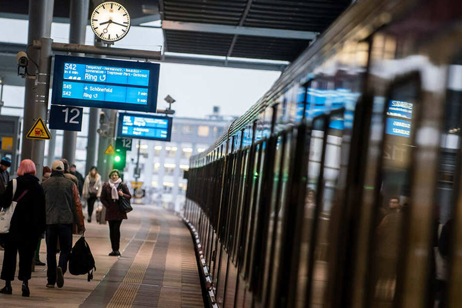 Vor allem auf der Ringbahn müssen Pendler sich vorübergehend auf erhebliche Einschränkungen gefasst machen.
