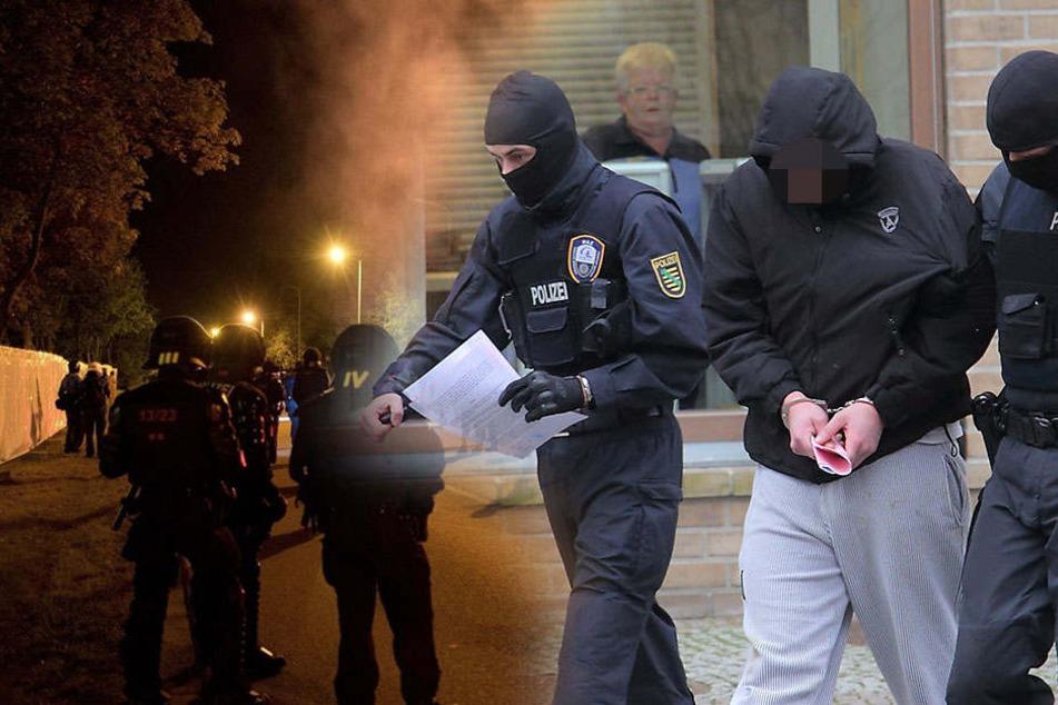 Lange Anklage-Liste: Freier Kameradschaft Dresden wird der Prozess gemacht