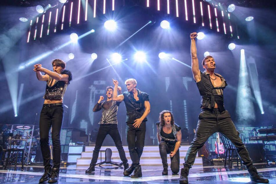"Das Musical ""Boybands Forever"" kommt im November nach Leipzig."