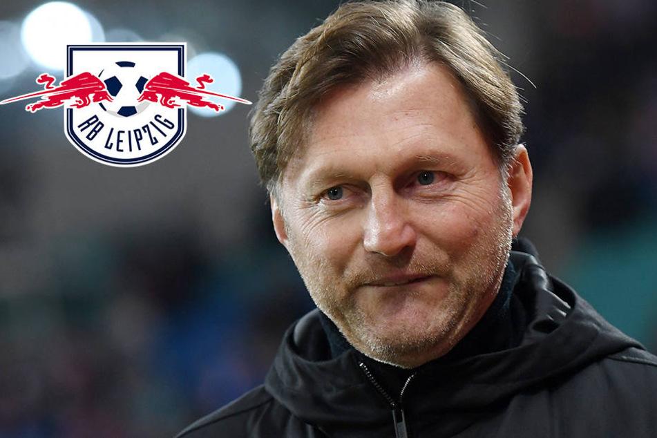Ist RB-Leipzig-Coach Hasenhüttl etwa ein Muttersöhnchen?