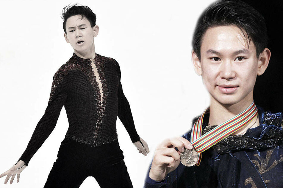Mit nur 25 Jahren: Olympia-Eiskunstläufer stirbt nach Messerattacke!