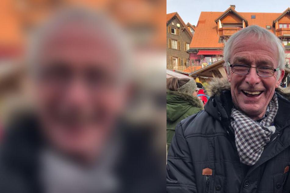 Mit diesem Foto sucht die Polizei nach dem vermissten Werner Birkenberger.