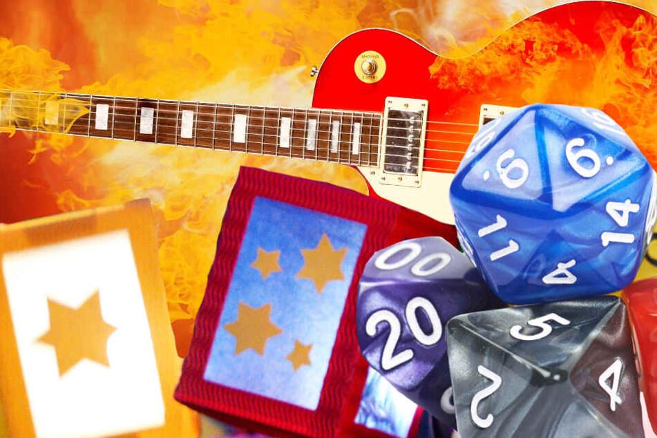 Metal-Party, Laternen-Zauber oder Rollenspiel-Event? Das ist Euer Samstag