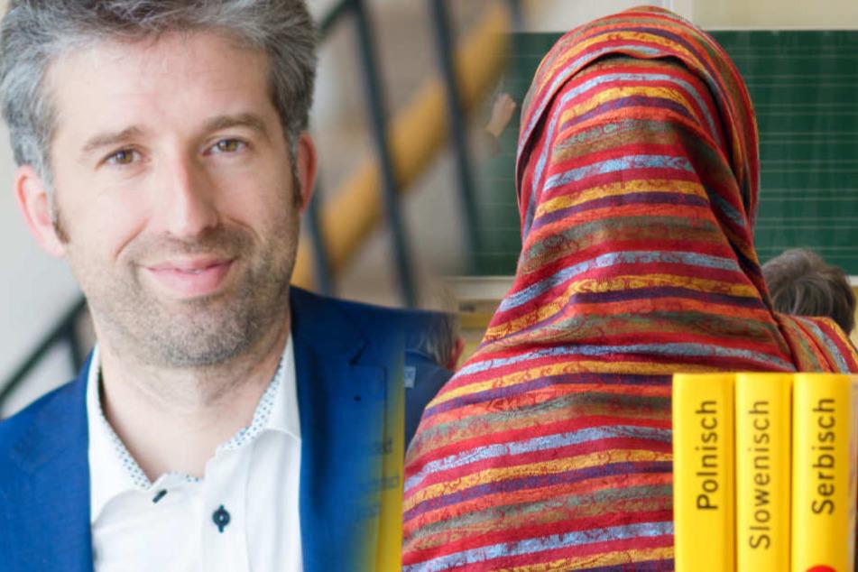 Kopftuch-Verbot: Darum will Palmer nicht, dass Mädchen ihre Haare verstecken