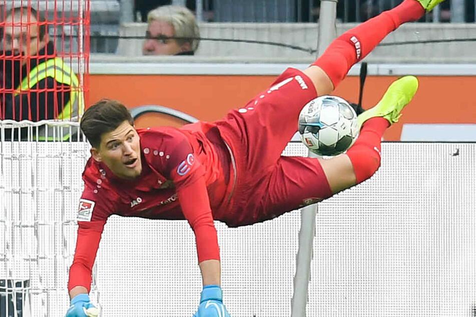 Torwart des VfB Stuttgart: Gregor Kobel.