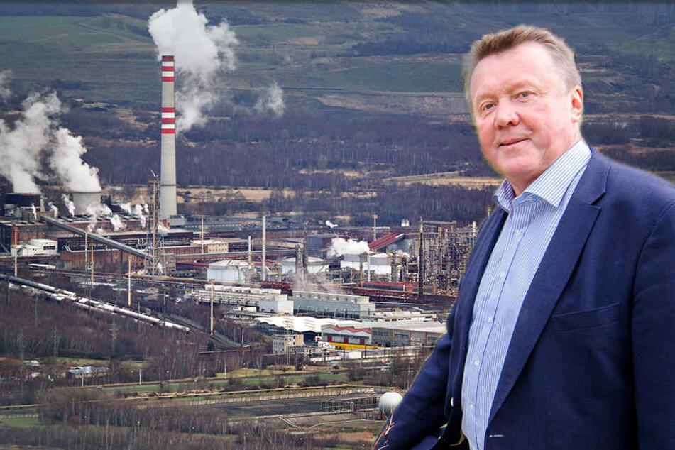 Sind die Tschechischen Industrie-Abgase krebserregend?