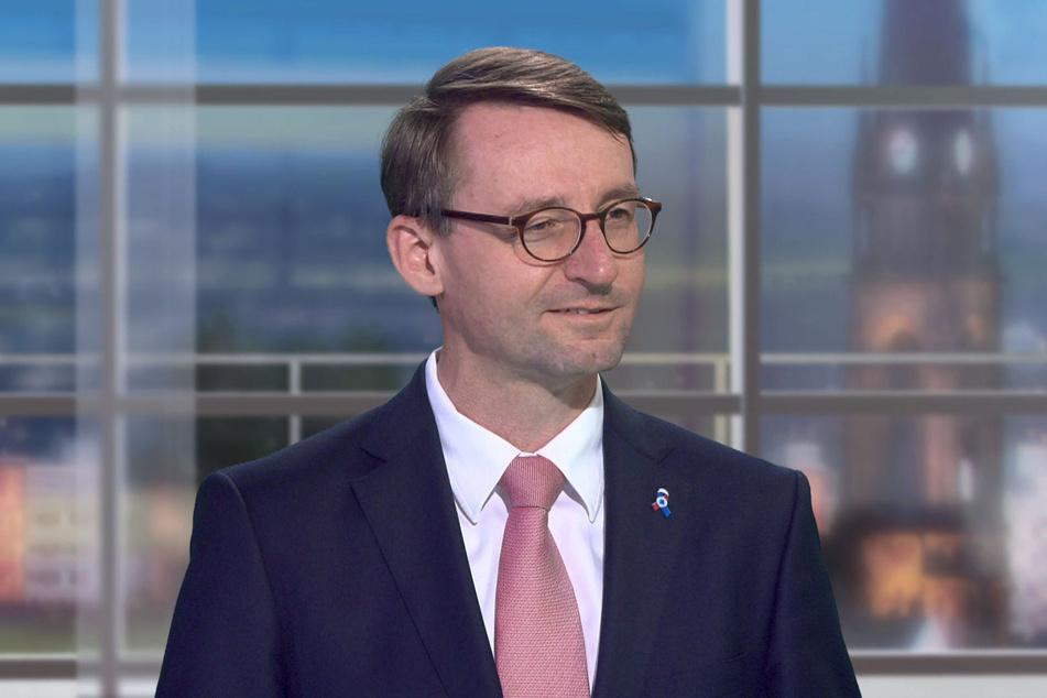 Sachsens Innen- und Sportminister Roland Wöller.