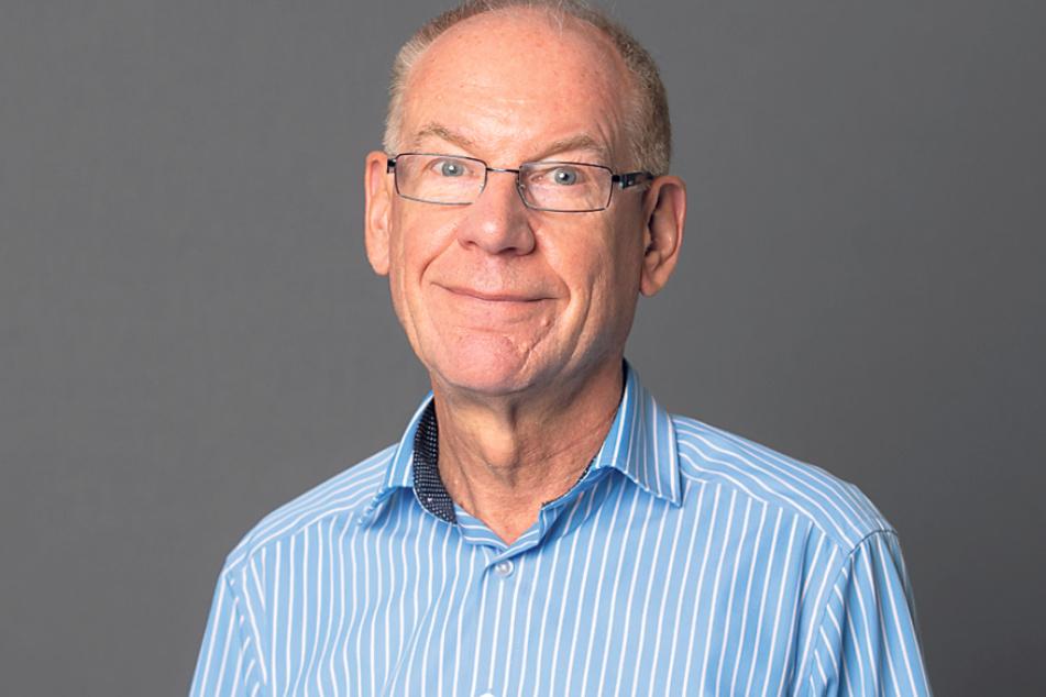 Will den Zusammenschluss von DREWAG und ENSO nutzen, um die Unternehmen klimaneutral aufzustellen: Stadtrat Wolfgang Deppe (65, Grüne).