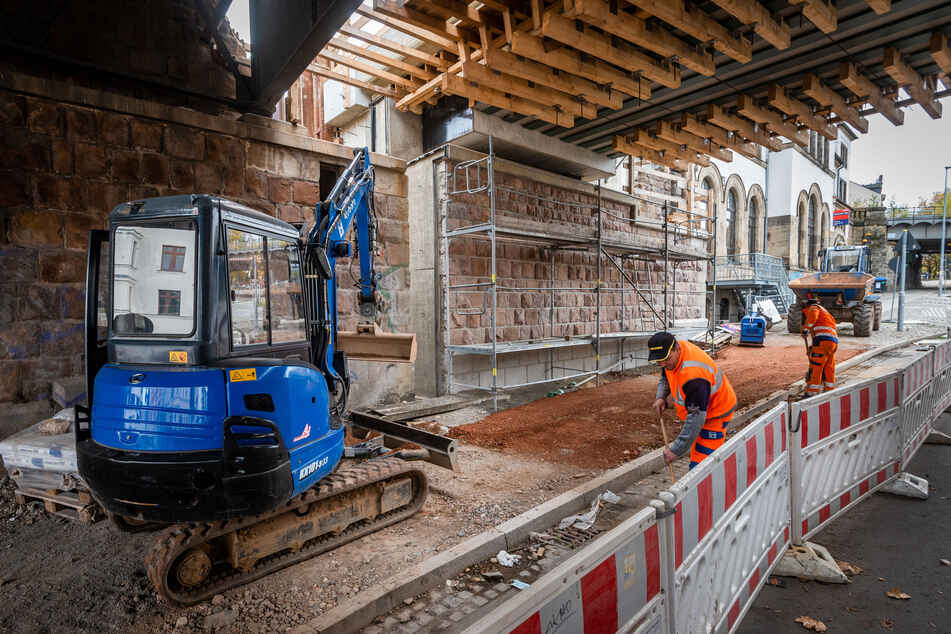 An der Reichenhainer Straße soll ein neuer Eingang zum Südbahnhof entstehen.