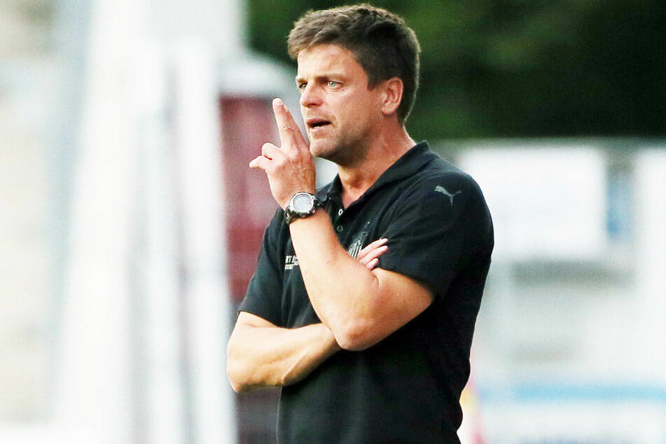 FSV-Coach Torsten Ziegner.