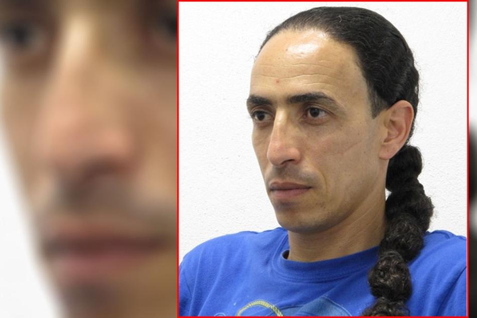 Die Polizei sucht Abdelmonaam Ben Bechir Soltani (43)