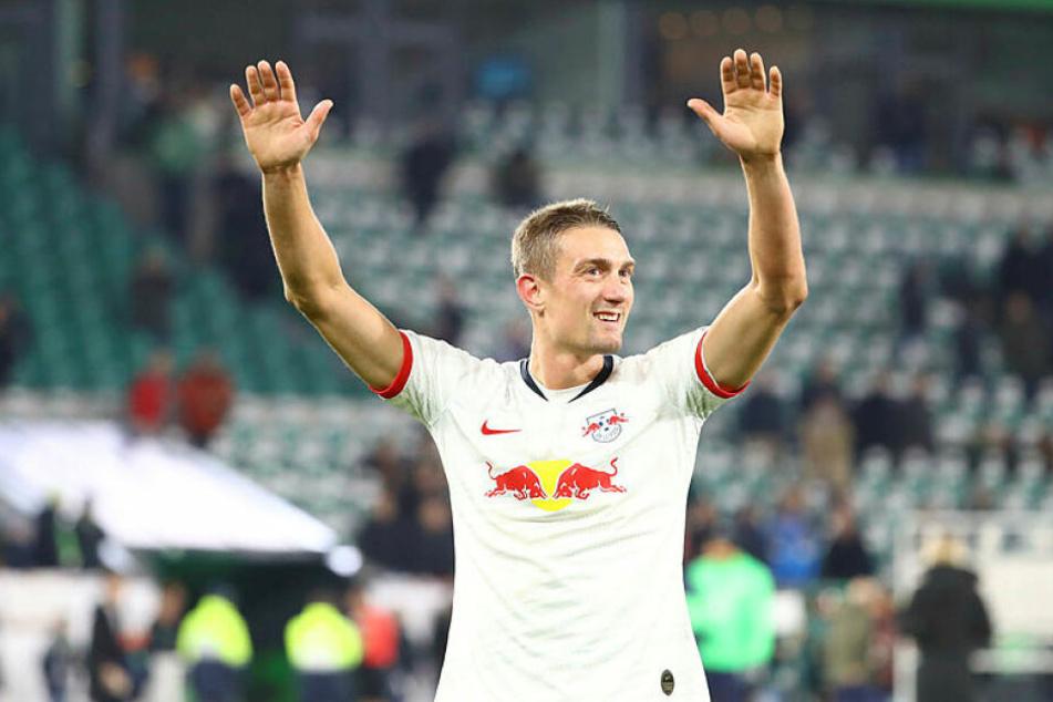 Stefan Ilsanker (30) absolvierte nach der verletzungsbedingten Auswechslung Willi Orbans in seinem ersten Einsatz der Saison ein souveränes Spiel, sah nur beim Wolfsburger Ehrentreffer nicht gut aus. Samstag gegen Mainz könnte er in die Stammelf rücken.
