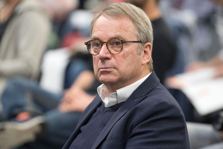 Der VBE-Vorsitzende Udo Beckmann.