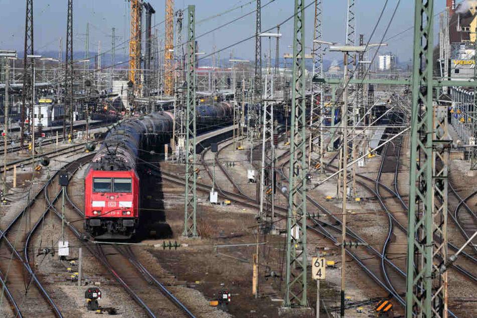 In diesem Jahr versuchten bereist 34 Migranten mit Güterzügen nach Deutschland zu reisen. (Symbolbild)