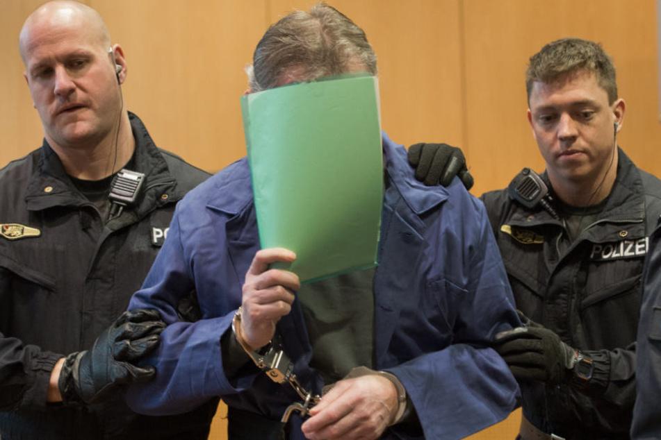 Die Täter sitzen aufgrund ihrer Tat bereits im Gefängnis.