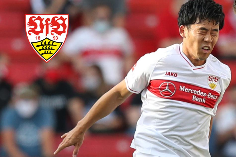 VfB-Profi Endo leidet weiterhin an Adduktoren-Problemen