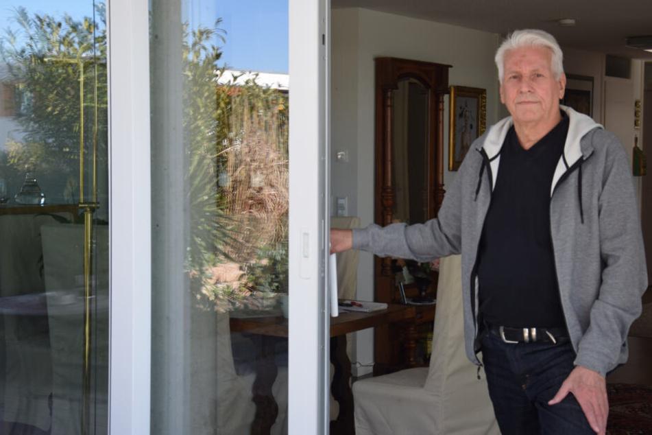 Er lebt, weil jemand anderes gestorben ist: Eine neue Leber bewahrte Heinz vor dem Tod