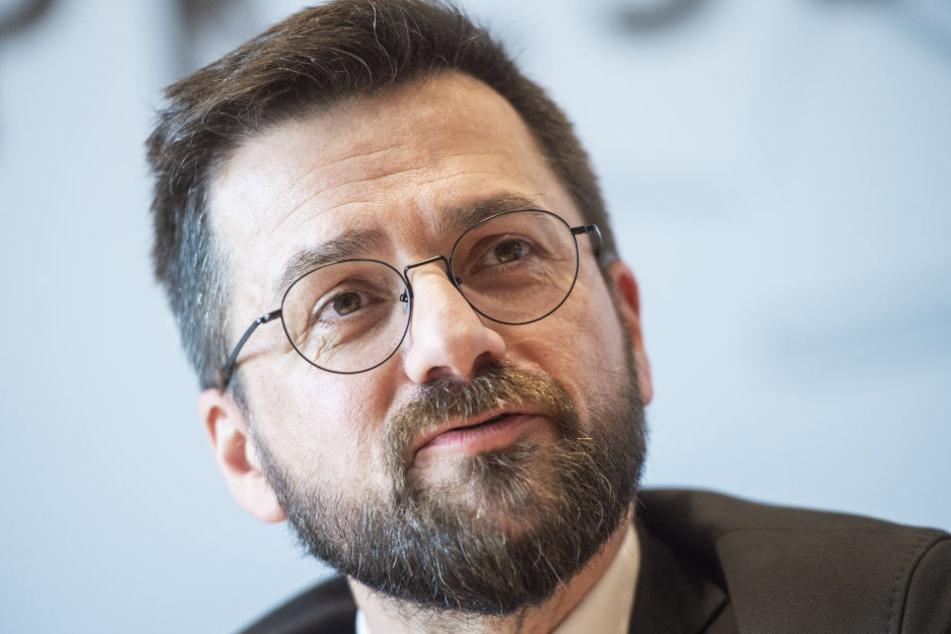Thomas Kutschaty, SPD-Fraktionschef im NRW-Landtag.