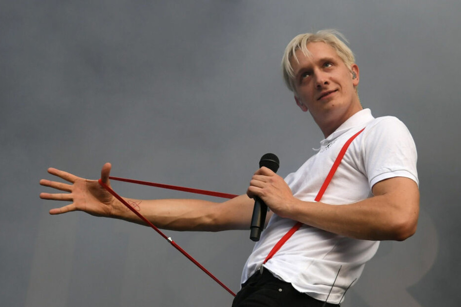 Kraftklub-Frontmann Felix Kummer ist jetzt auch Solo unterwegs