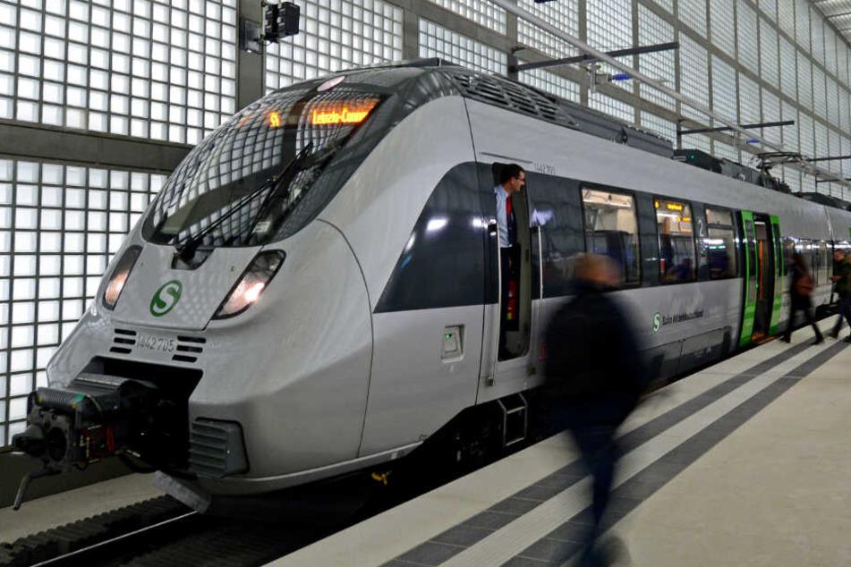Im mitteldeutschen S-Bahn-Netz können Passagiere in Zukunft kostenlos im Internet surfen.