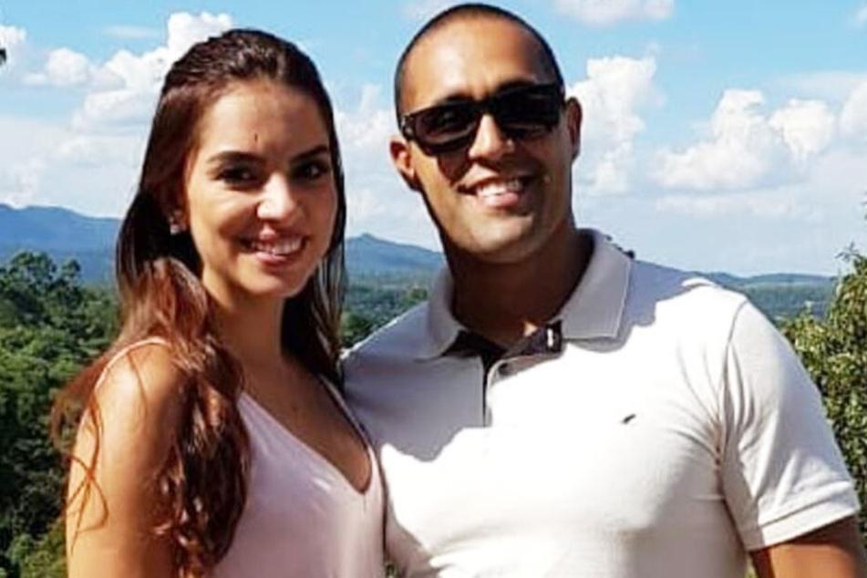 Jessica Guedes starb im Alter von 30 Jahren, hinterlässt Flavio Gonçalvez (31) eine Tochter.