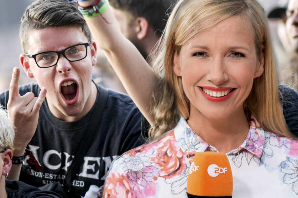 Fotomontage: Das nächste Motto des ZDF-Fernsehgarten überzeugte nicht jeden auf Anhieb.