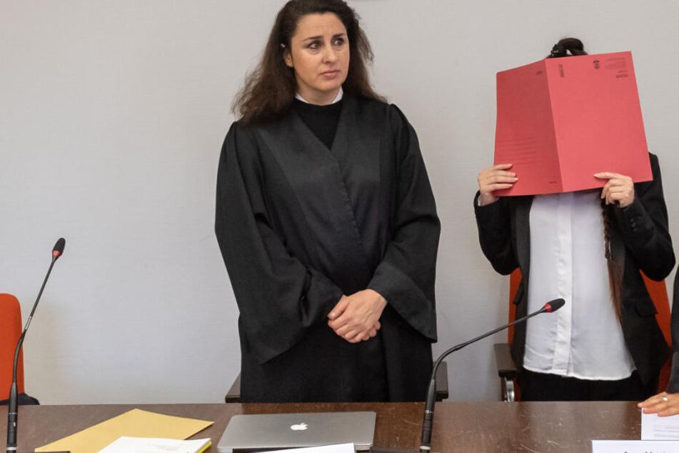 Mädchen im Irak zu Tode gequält: Mutter des Kindes sagt im Prozess gegen Deutsche aus