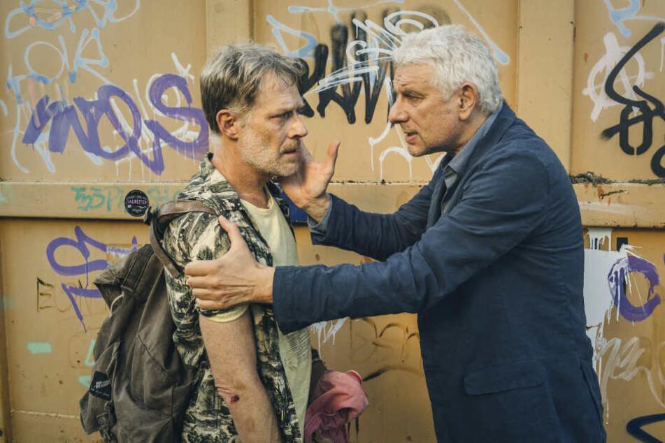 Kommissar Franz Leitmayr (Udo Wachtveitl, 60) will Mikesch helfen. Der hört allerdings nicht auf seinen alten Freund.