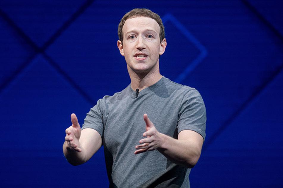 """Zuckerberg nannte die jüngsten Fälle mit bei Facebook veröffentlichter Gewalt """"herzzerreißend""""."""