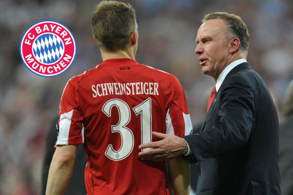 Schweinsteiger zurück zum FC Bayern? Rummenigge hat klare Vorstellung