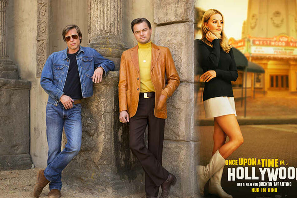 "Stars ohne Ende im ersten Tarantino-Trailer zu ""Once Upon a Time in Hollywood""!"