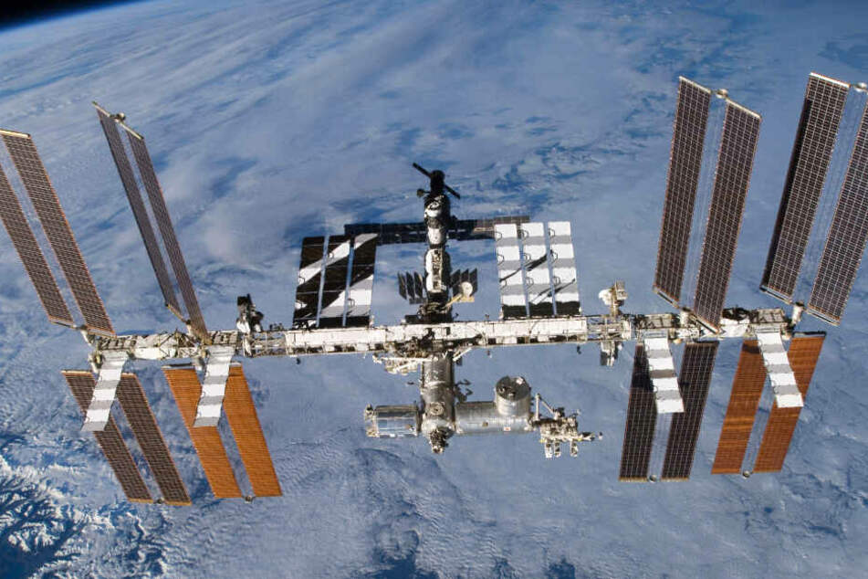 Eine NASA-Astronaution soll von der ISS aus ein Verbrechen begangen haben.