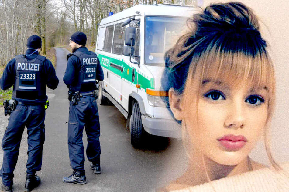 Rebecca (15) doch noch am Leben? Polizei verfolgt offenbar Spur nach Polen!