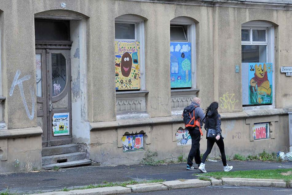 Auf dem Sonnenberg ballt sich die Armut. Hier leben die meisten Hartz-IV-Bezieher in der Stadt.